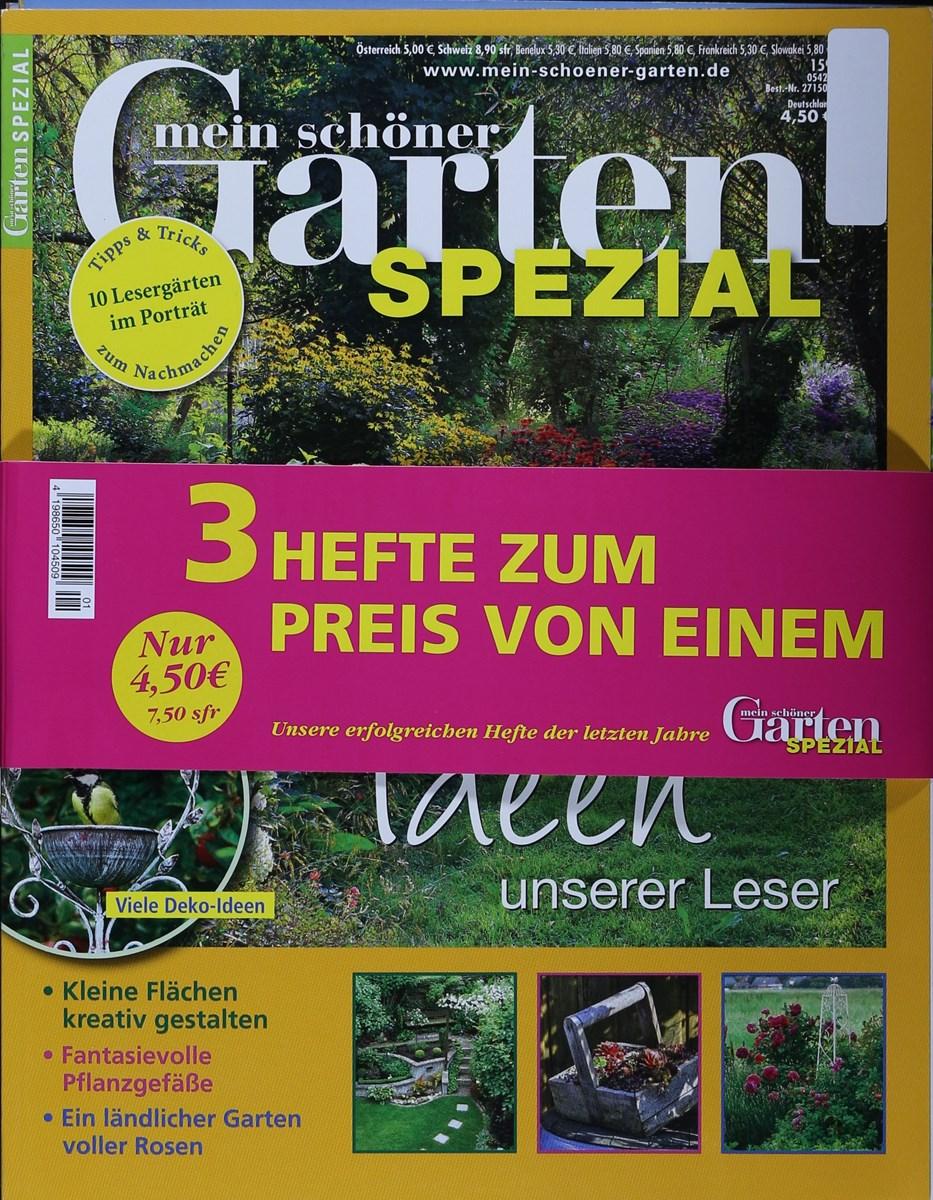 Mein Schöner Garten Spezial Bundle 12017 Zeitungen Und