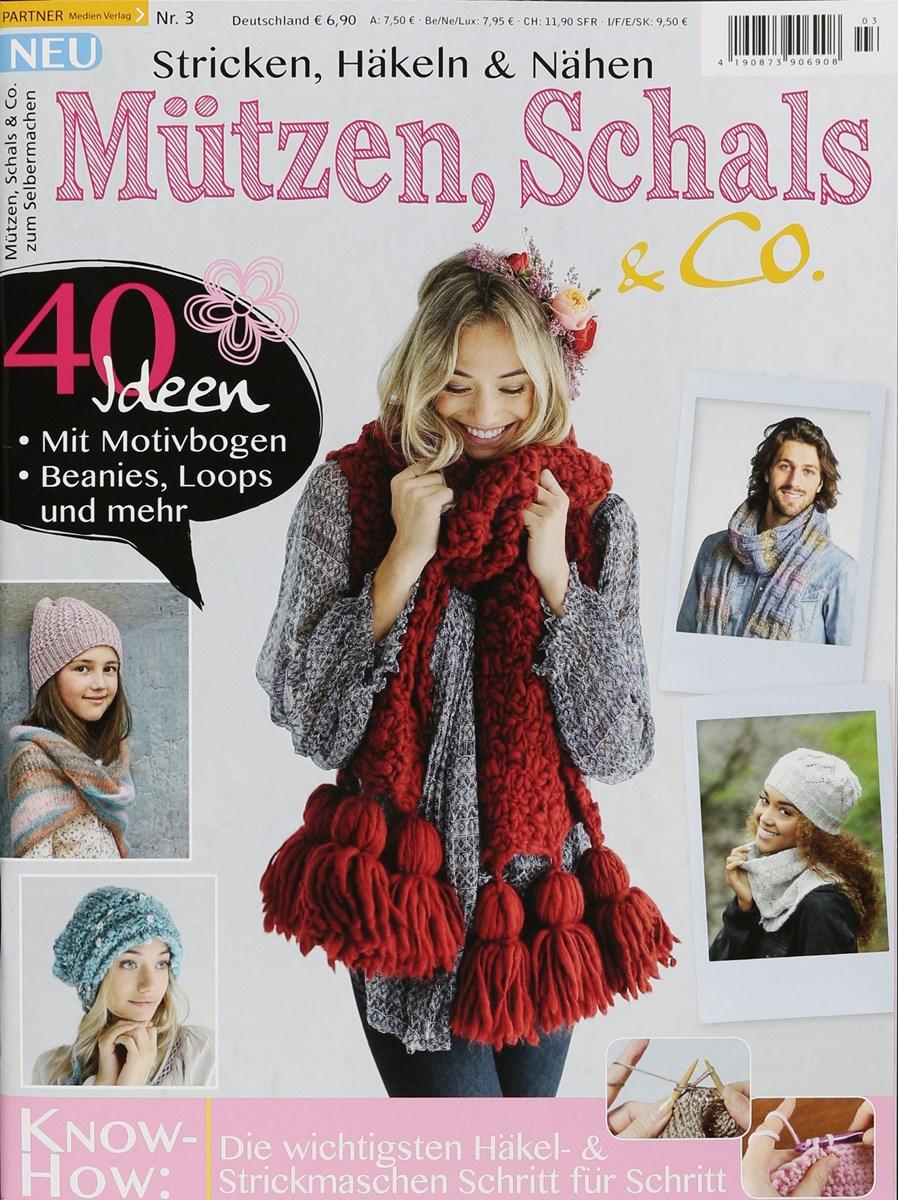 Mützen Schals Co 32017 Zeitungen Und Zeitschriften Online