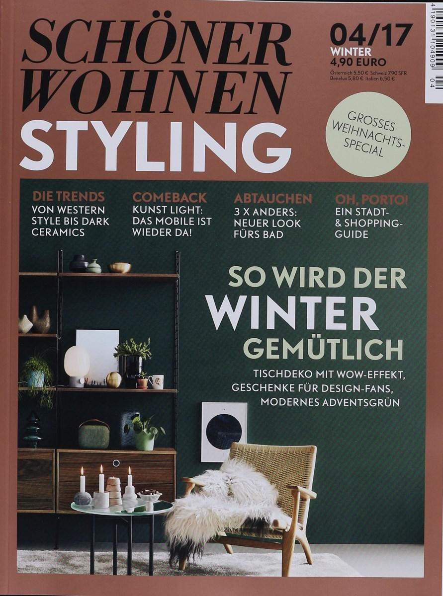 Schöner Wohnen Styling 42017 Zeitungen Und Zeitschriften Online