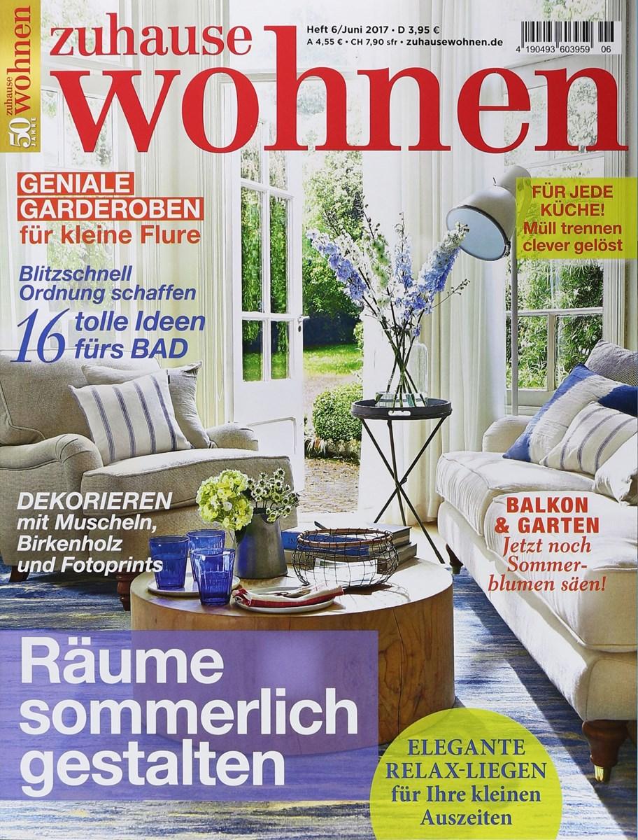 Zuhause Wohnen 6 2017 Zeitungen Und Zeitschriften Online