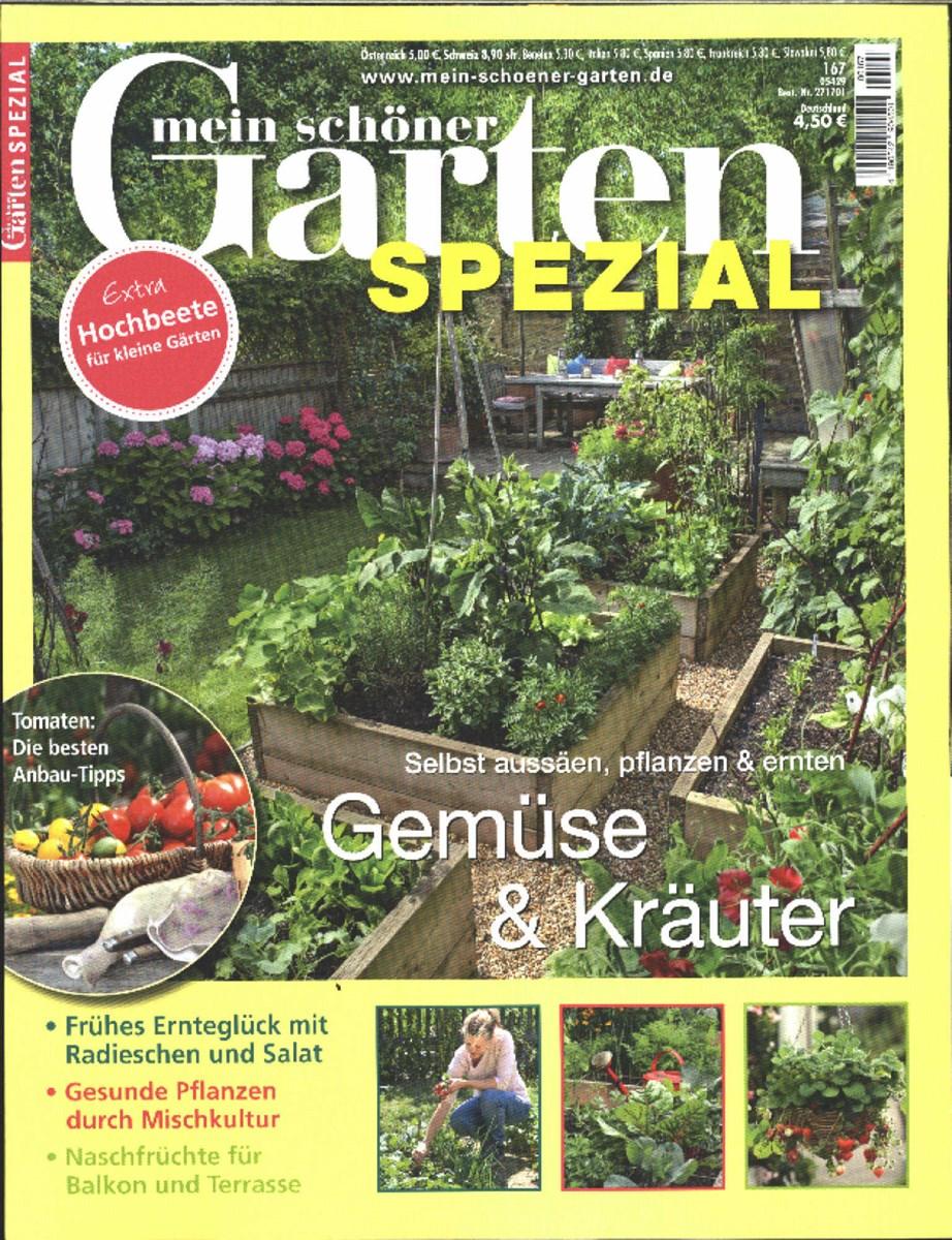 Mein Schöner Garten Spezial 1672017 Zeitungen Und Zeitschriften