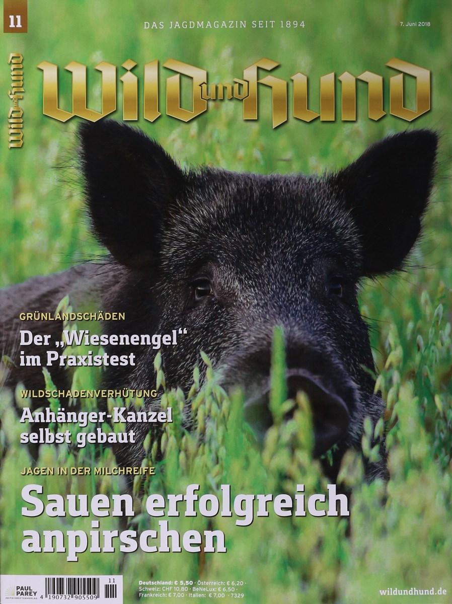 Wild und Hund Abo für € mit 40 € Prämie abonnieren - Abotraum