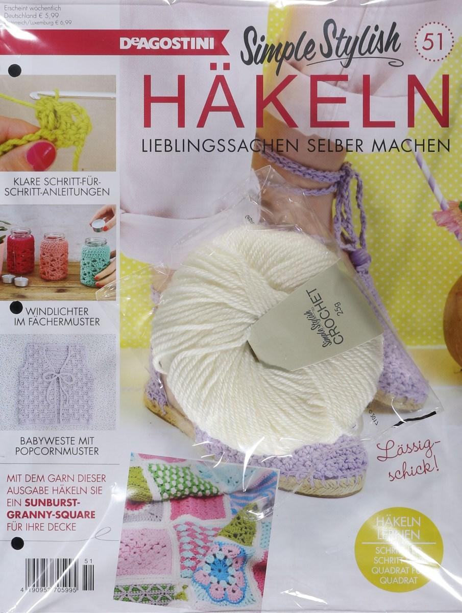 Simple Stylish Häkeln 512018 Zeitungen Und Zeitschriften Online