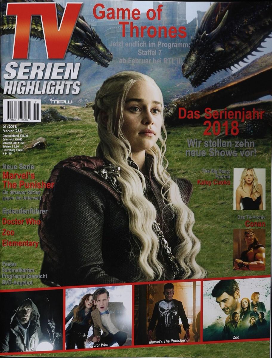 Tv Serien Highlights