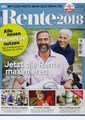 PLUS MAGAZIN SONDERHEFT RENTE 2018