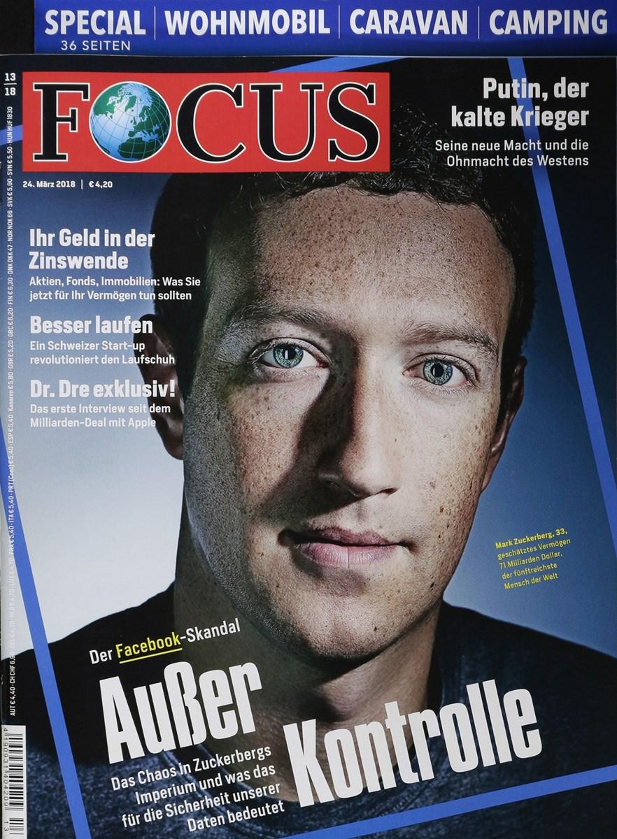 Focus Neue Ausgabe