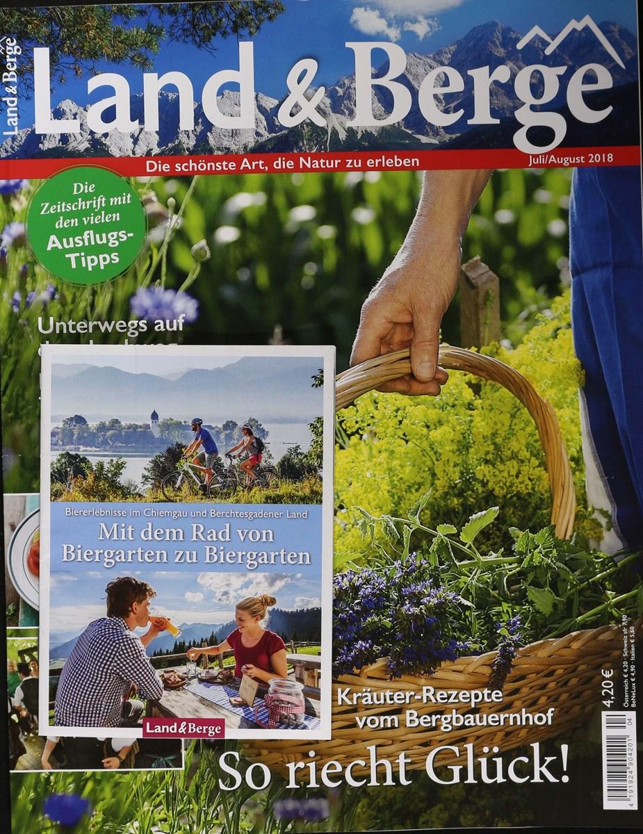 Zeitschrift Land Und Berge