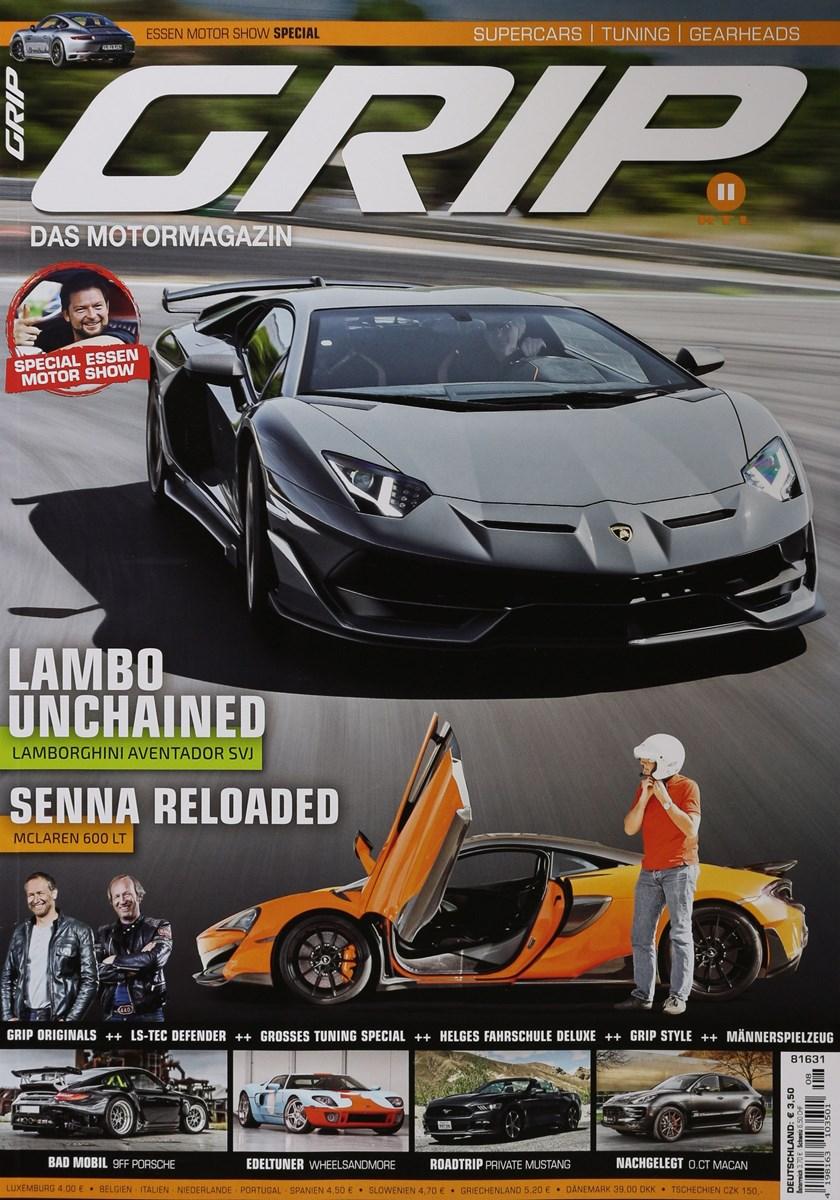 Grip Motormagazin