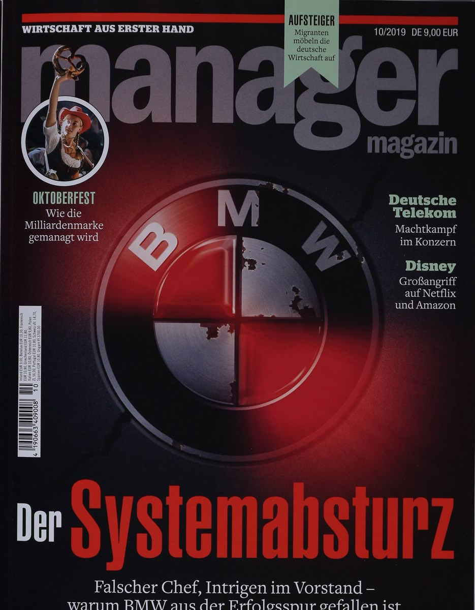 Manager Magazin News