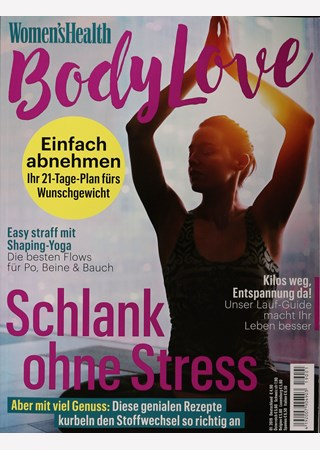 WOMEN'S HEALTH BODY LOVE