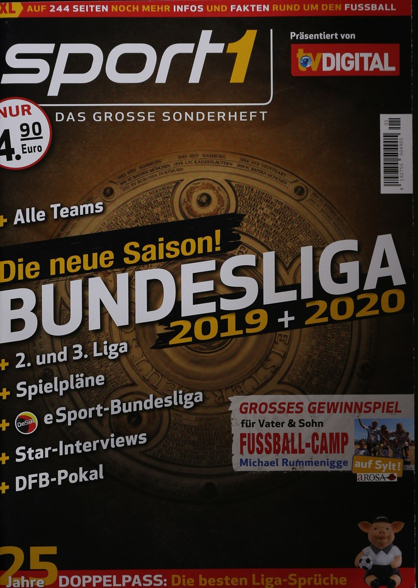 Sport 1 Bundesliga