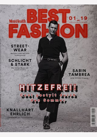 MEN'S HEALTH BEST FASHION