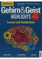 GEHIRN&GE. HIGHLIGHTS
