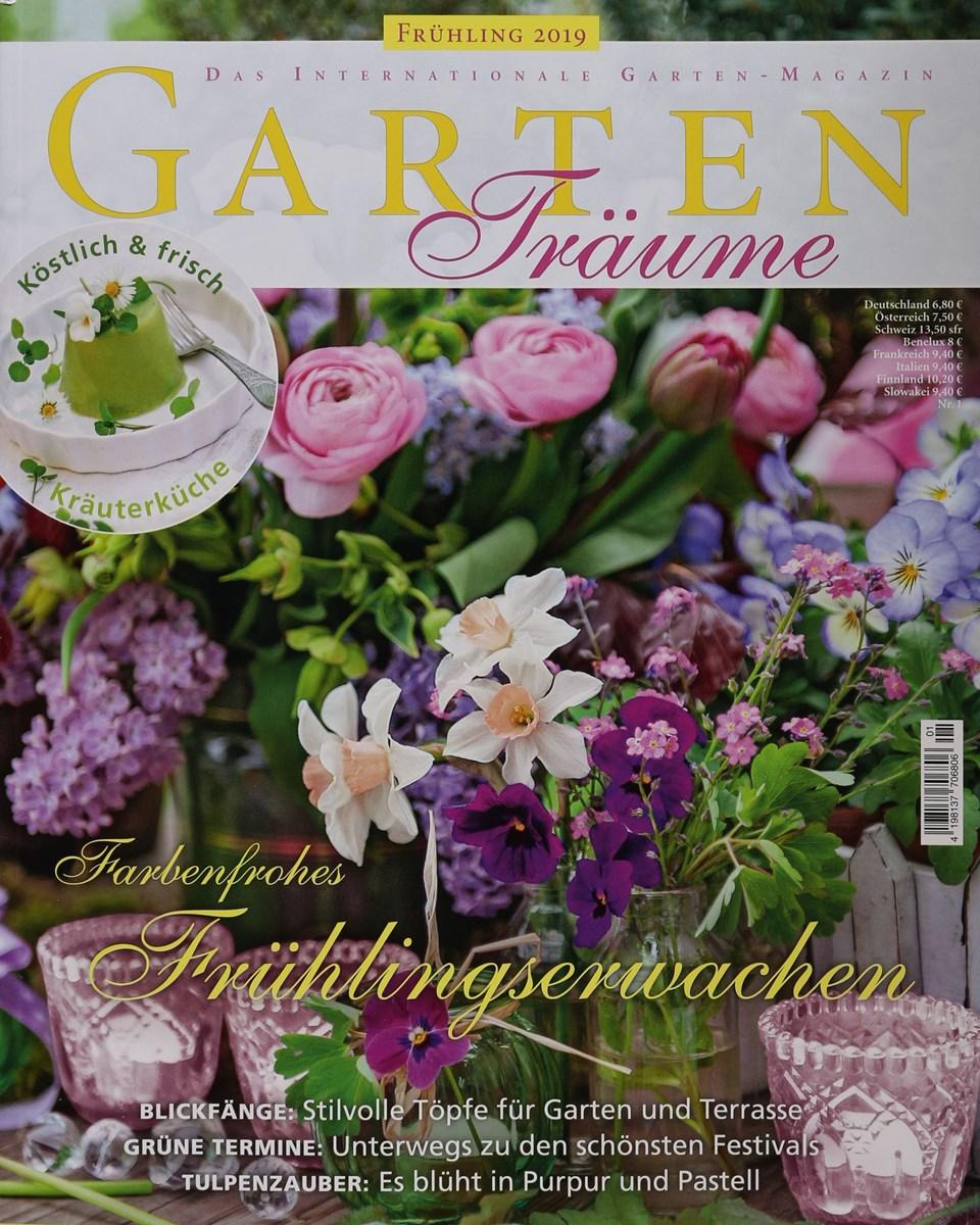 Gartentraume 1 2019 Zeitungen Und Zeitschriften Online