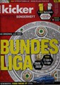 KICKER BUNDESLIGA SONDERHEFT