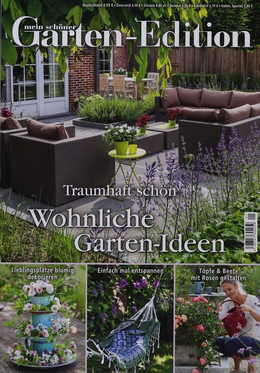 Garten Edition Spatsommer 1 2019 Zeitungen Und Zeitschriften Online