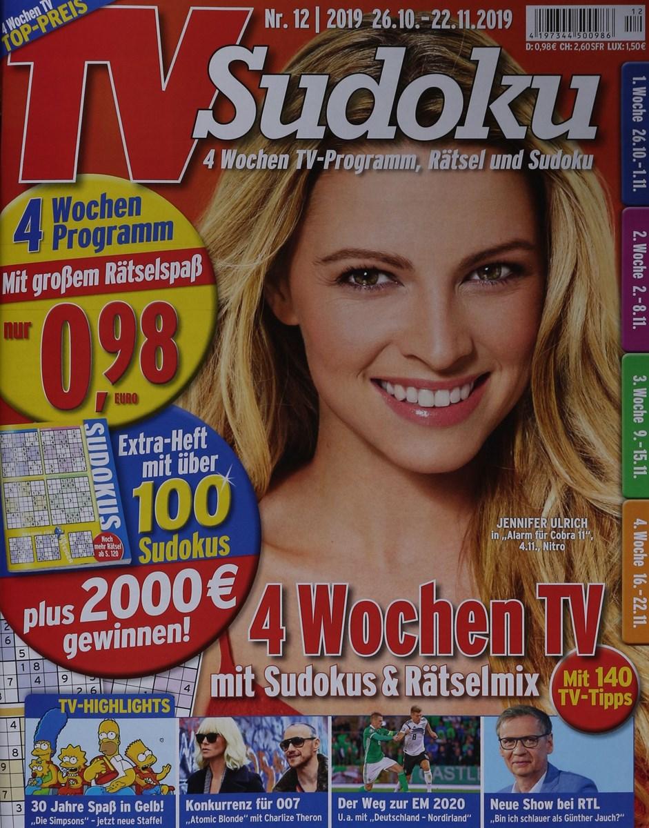 Tv Sudoku