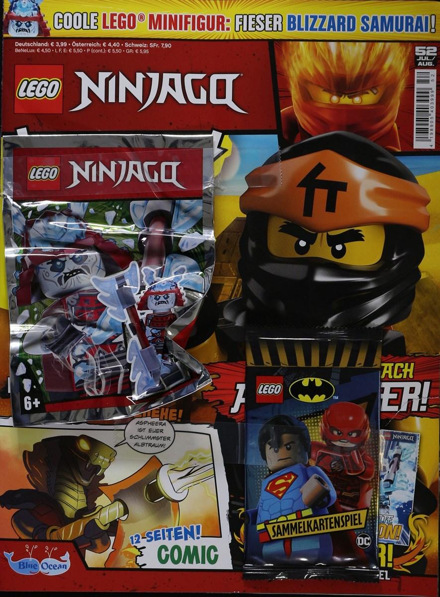 LEGO NINJAGO 52/2019 - Zeitungen und Zeitschriften online