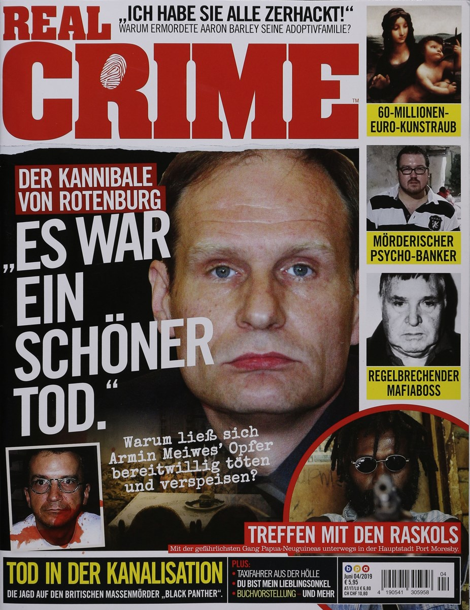 Spiegel Crime