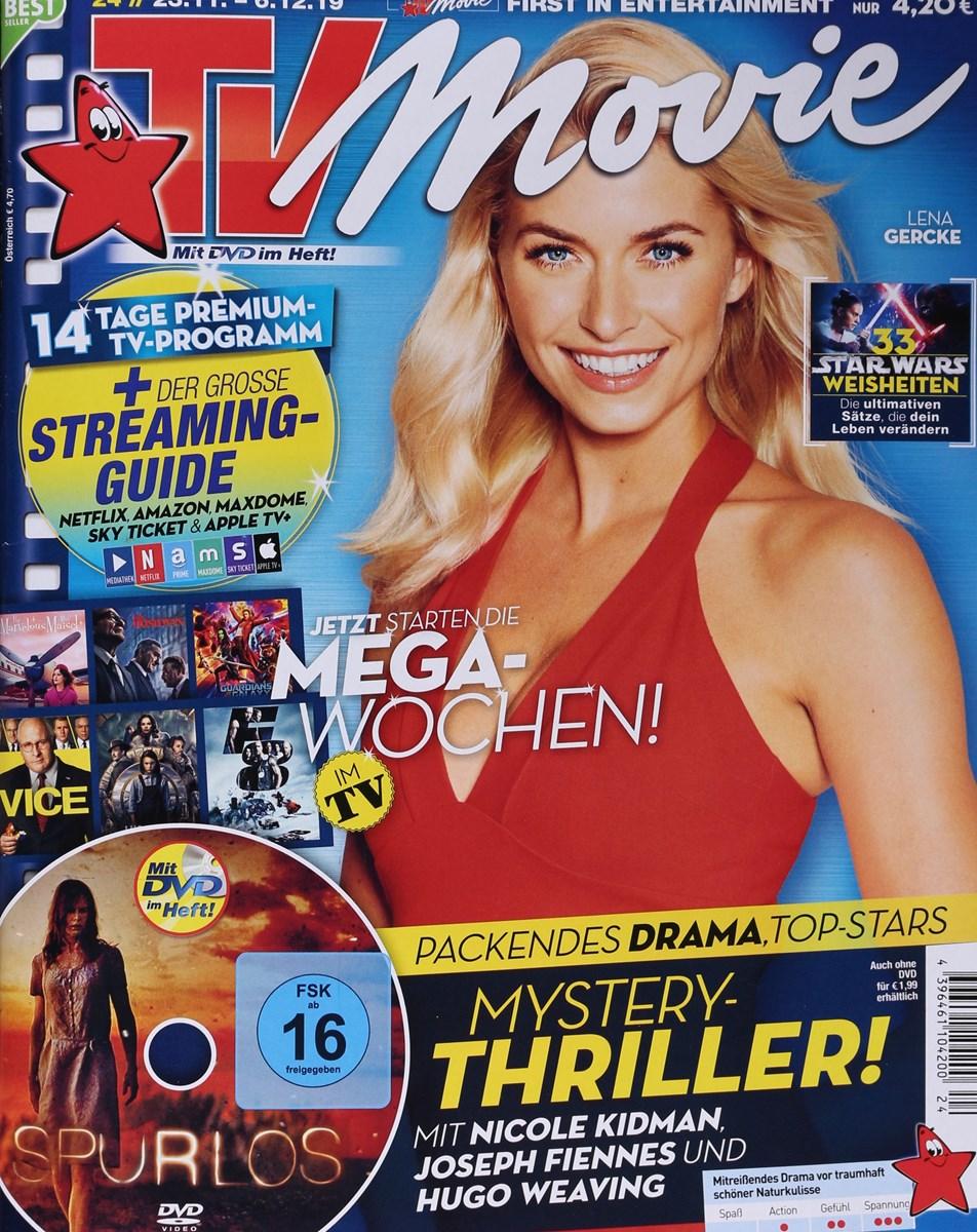 TV MOVIE MIT DVD 24/2019 - Zeitungen und Zeitschriften online