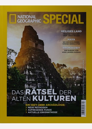 NATIONAL GEOGRPHIC SPECIAL