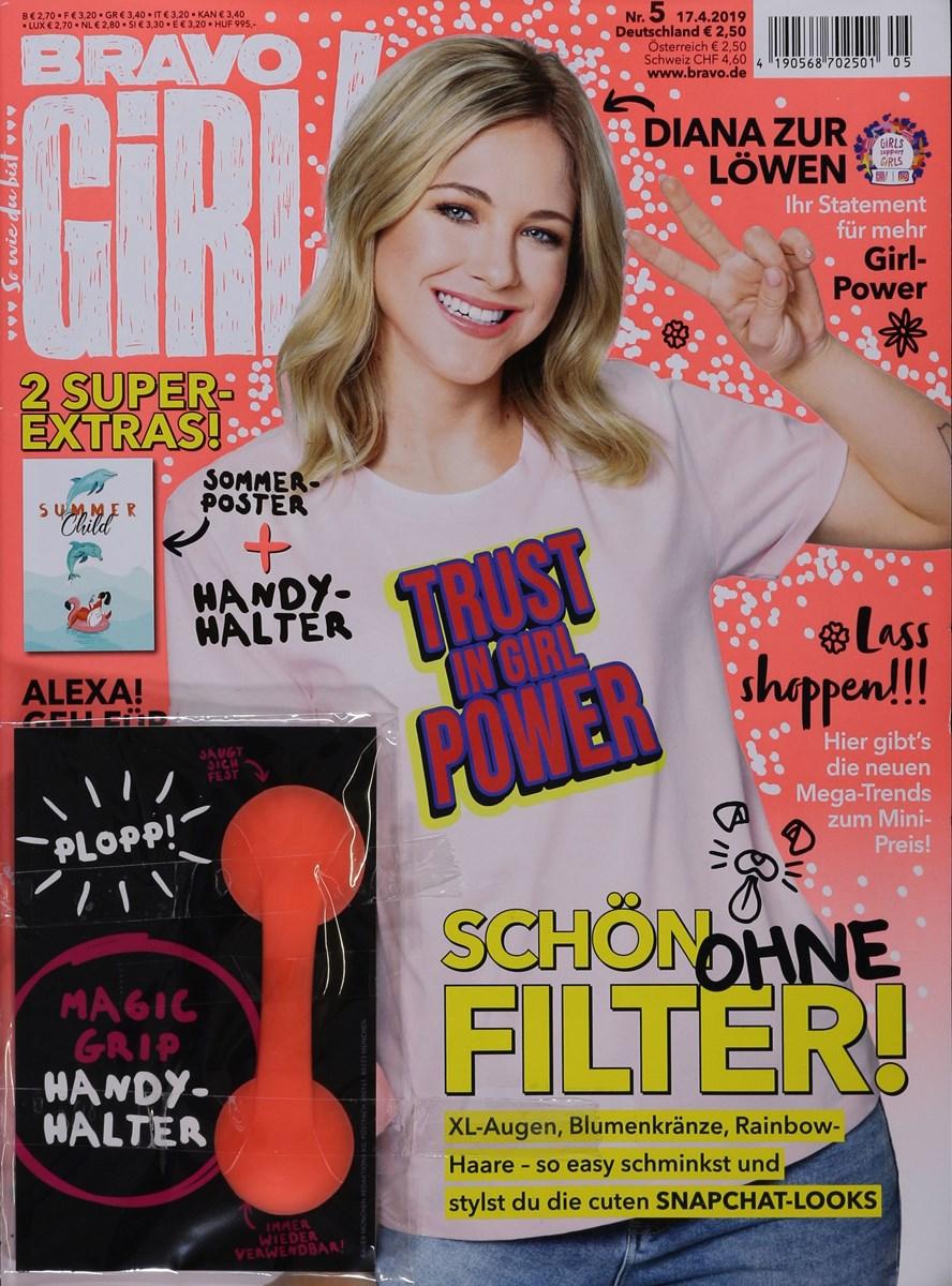 BRAVO GIRL 5/2019 - Zeitungen und Zeitschriften online