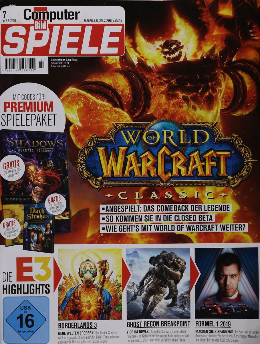 Spiele Zeitschrift
