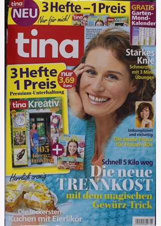 TINA BUNDLE