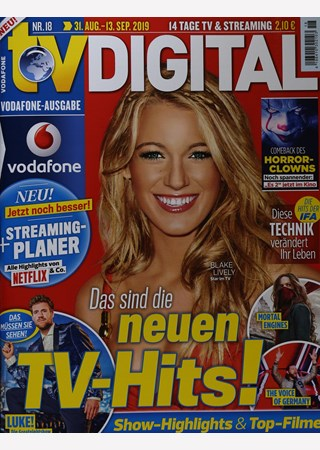 TV DIGITAL KABEL DIGITAL