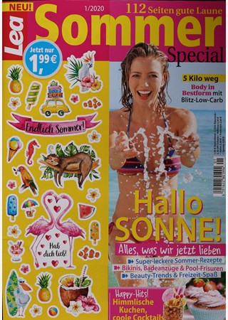 LEA SOMMER SPECIAL