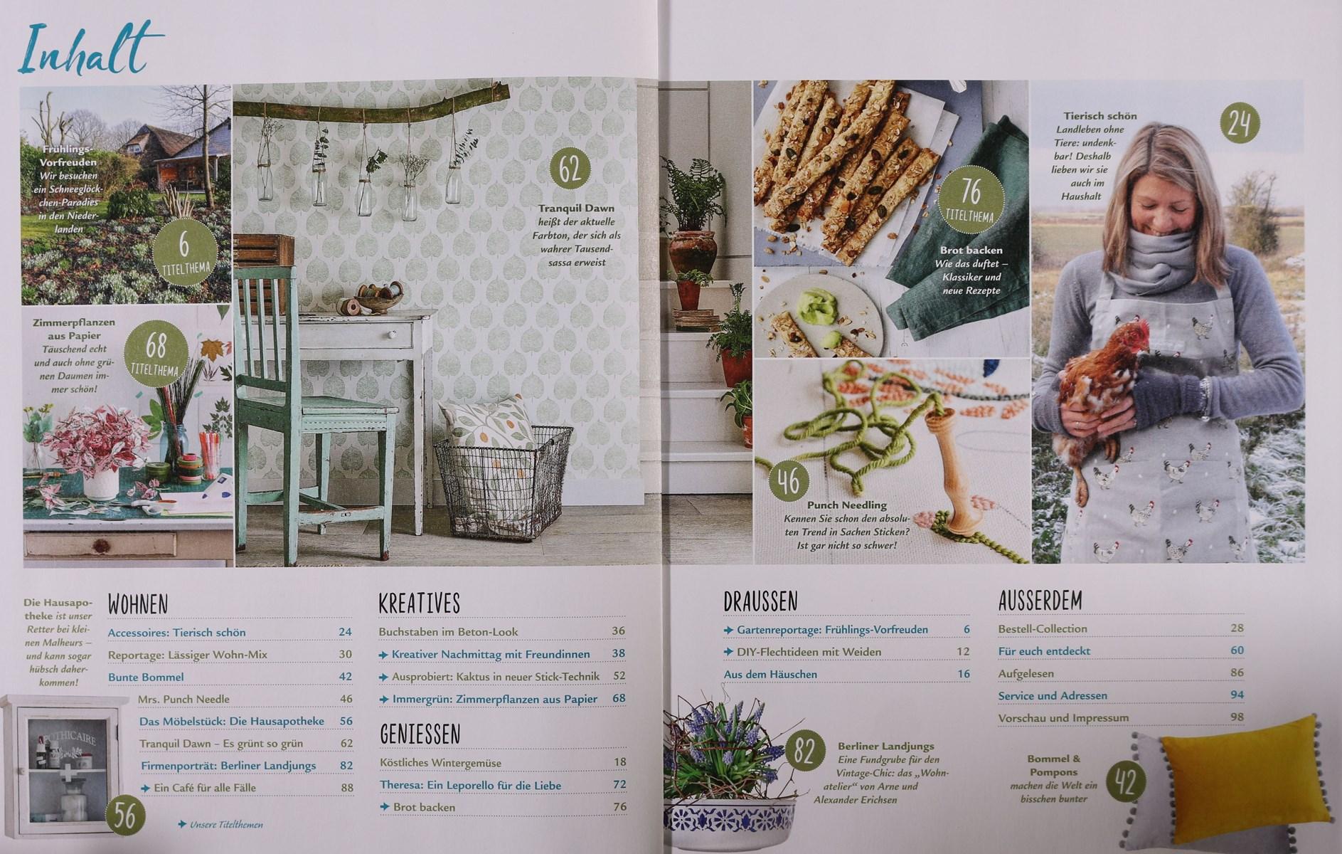 Wohnen Garten Landhaus Deko Ideen 1 2020 Zeitungen Und Zeitschriften Online