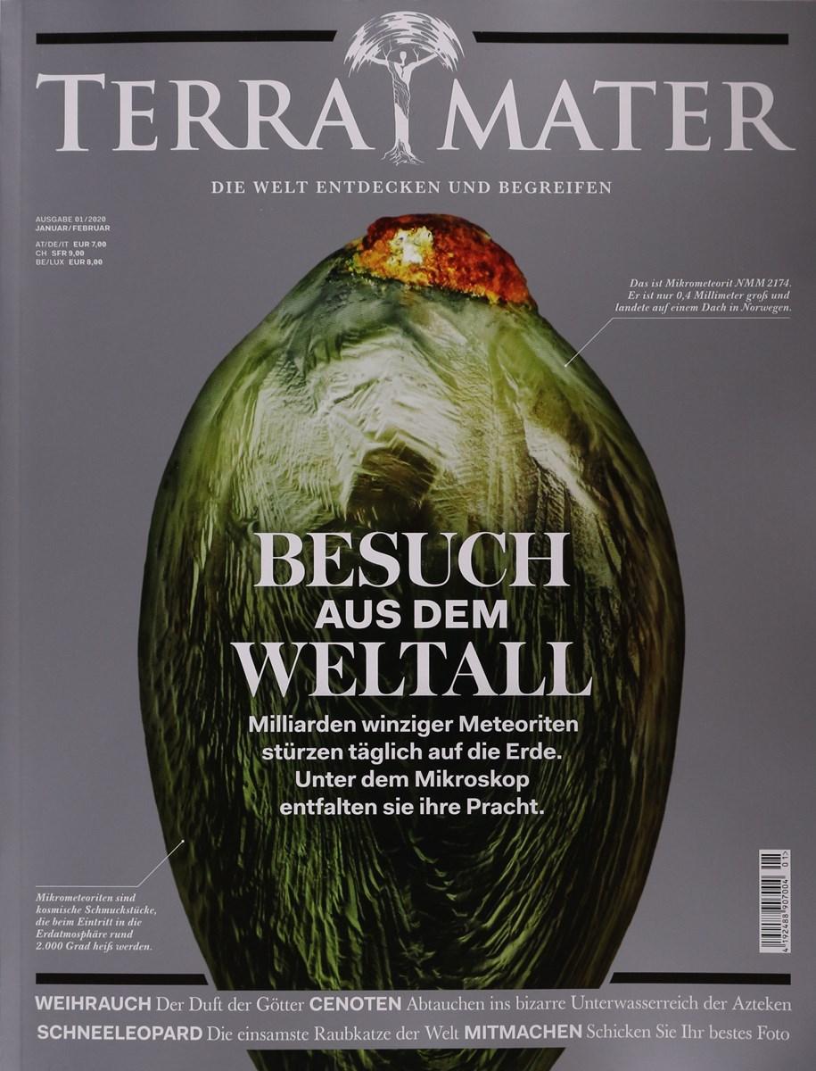 Zeitschrift Terra Mater