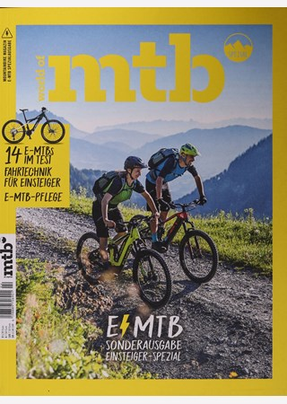 WORLD OF MTB E-BIKE