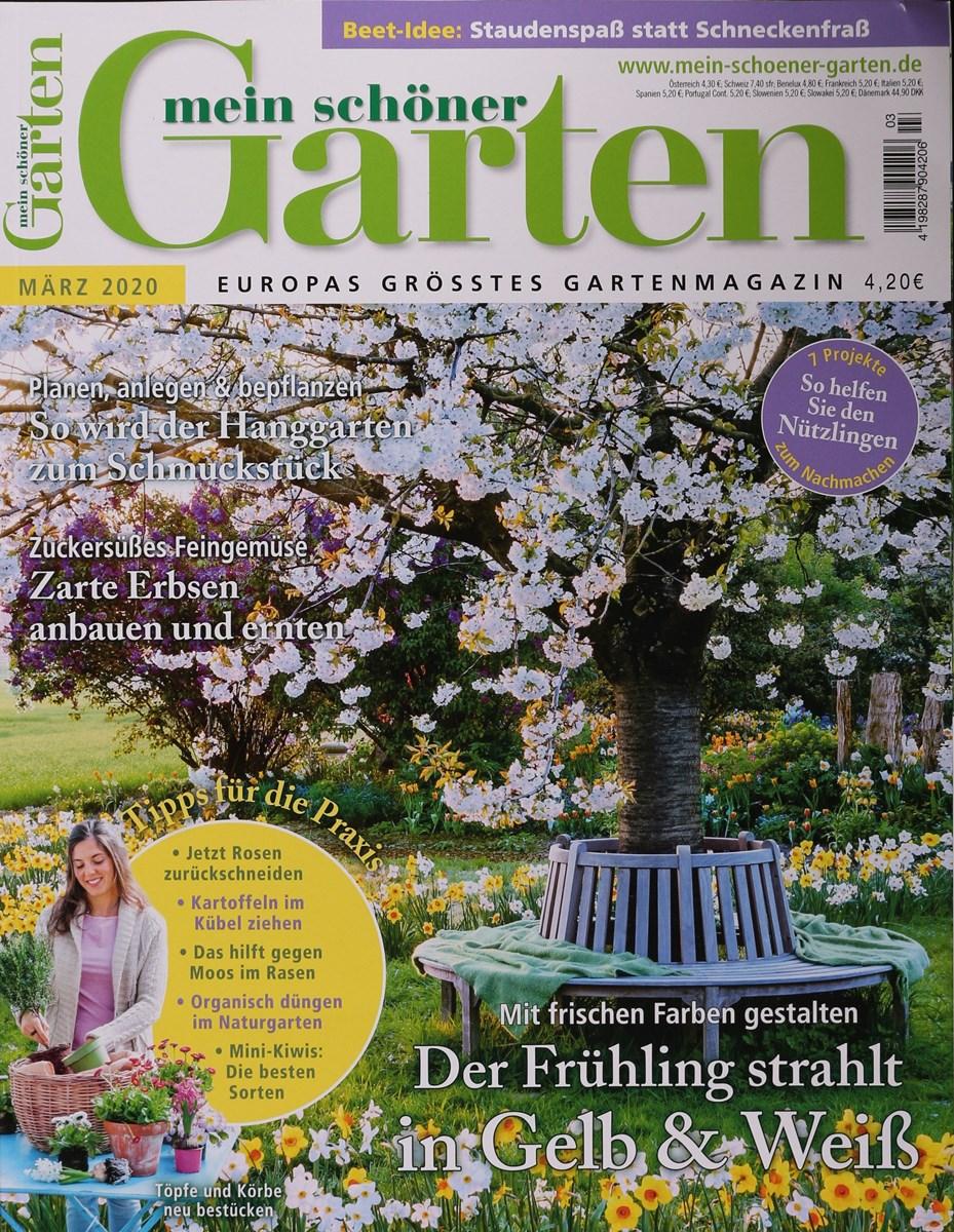 Mein Schoner Garten 3 2020 Zeitungen Und Zeitschriften Online