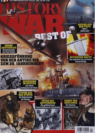 HISTORY OF WAR BEST OF