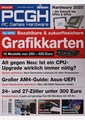 PC GAMES HARDWARE MAGAZIN
