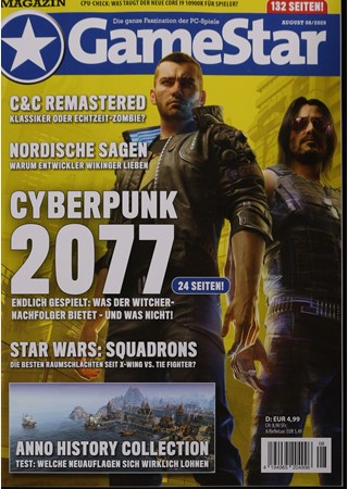 GAMESTAR MAGAZIN
