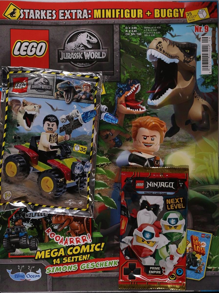 lego jurassic world 92020  zeitungen und zeitschriften
